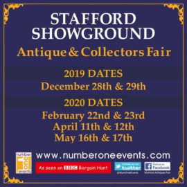 Number One Events Antique & Collectable Fair